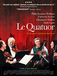 Le Quatuor, de Yaron Zilberman