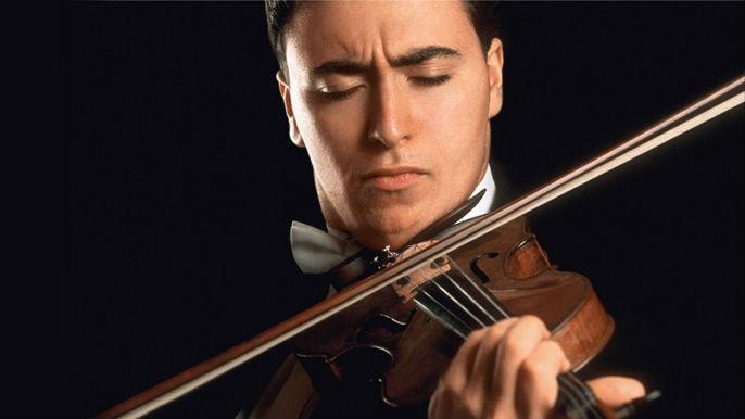 Musique classique avec Maxim Vengerov et Itamar Golan