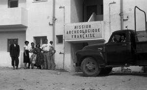 62 ans d'archéologie au CRFJ