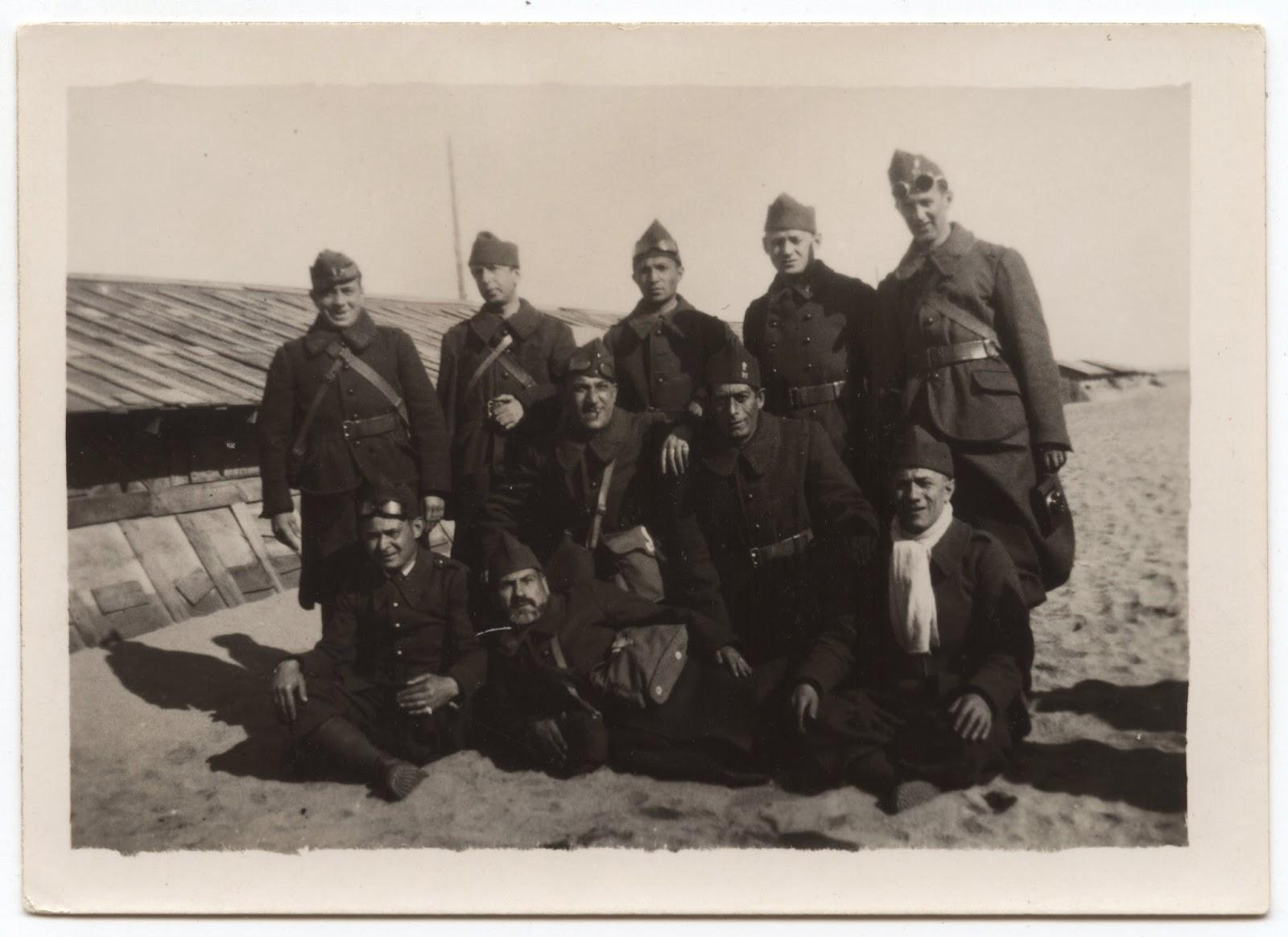 Les engagés volontaires juifs dans les deux guerres