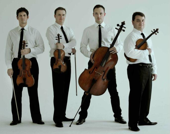 Musique classique: Le Quatuor de Jérusalem
