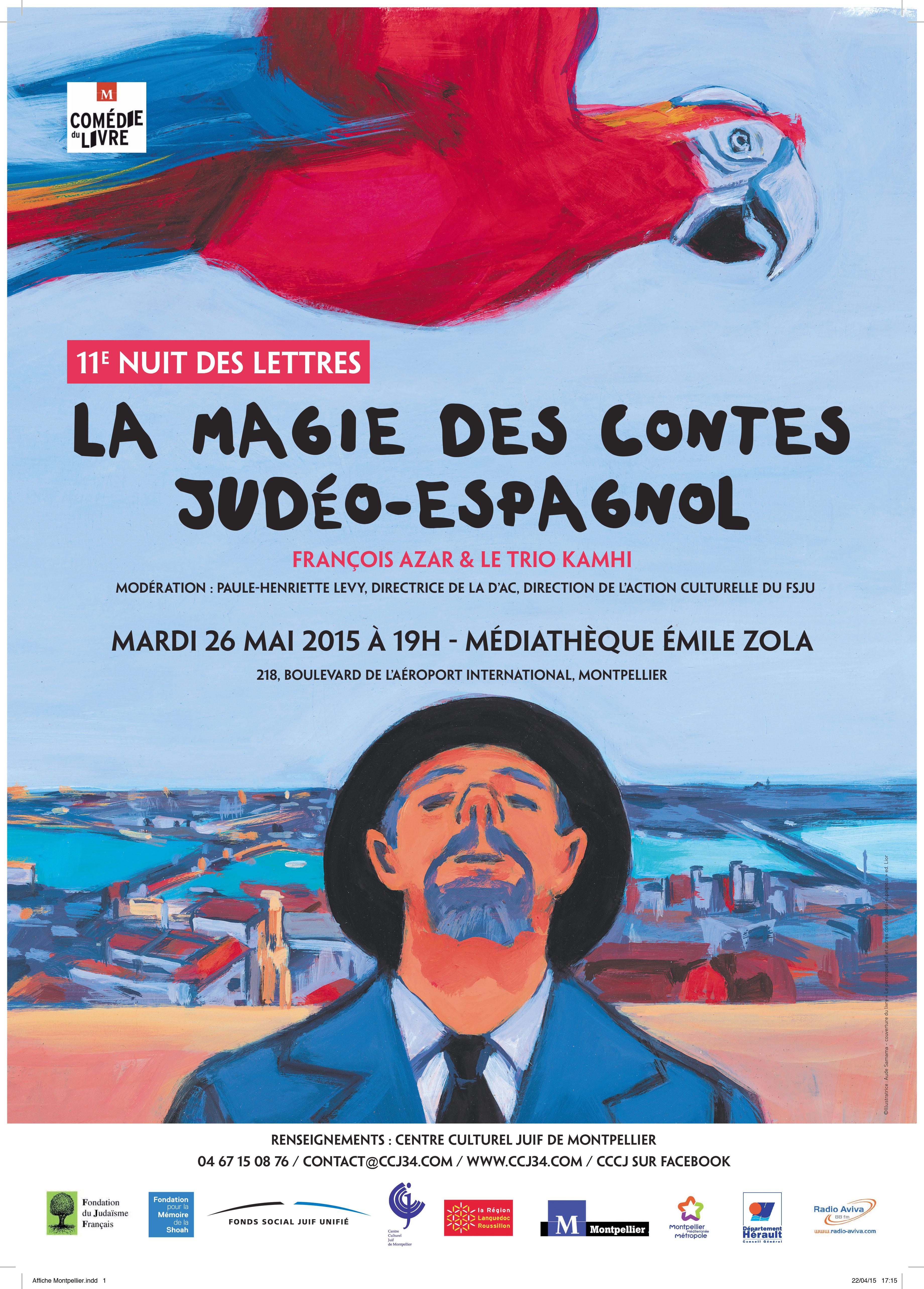 La magie des contes judéo-espagnols
