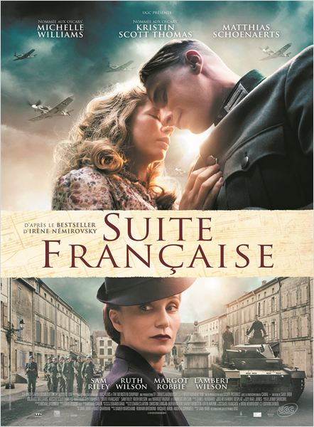 Suite française, de Saul Dibb