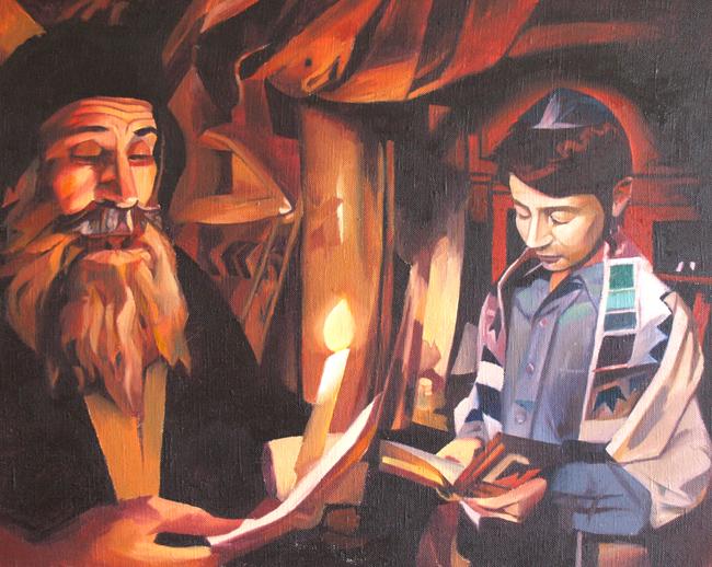 La transmission: entre le père et le maître, avec Philippe Zerbib