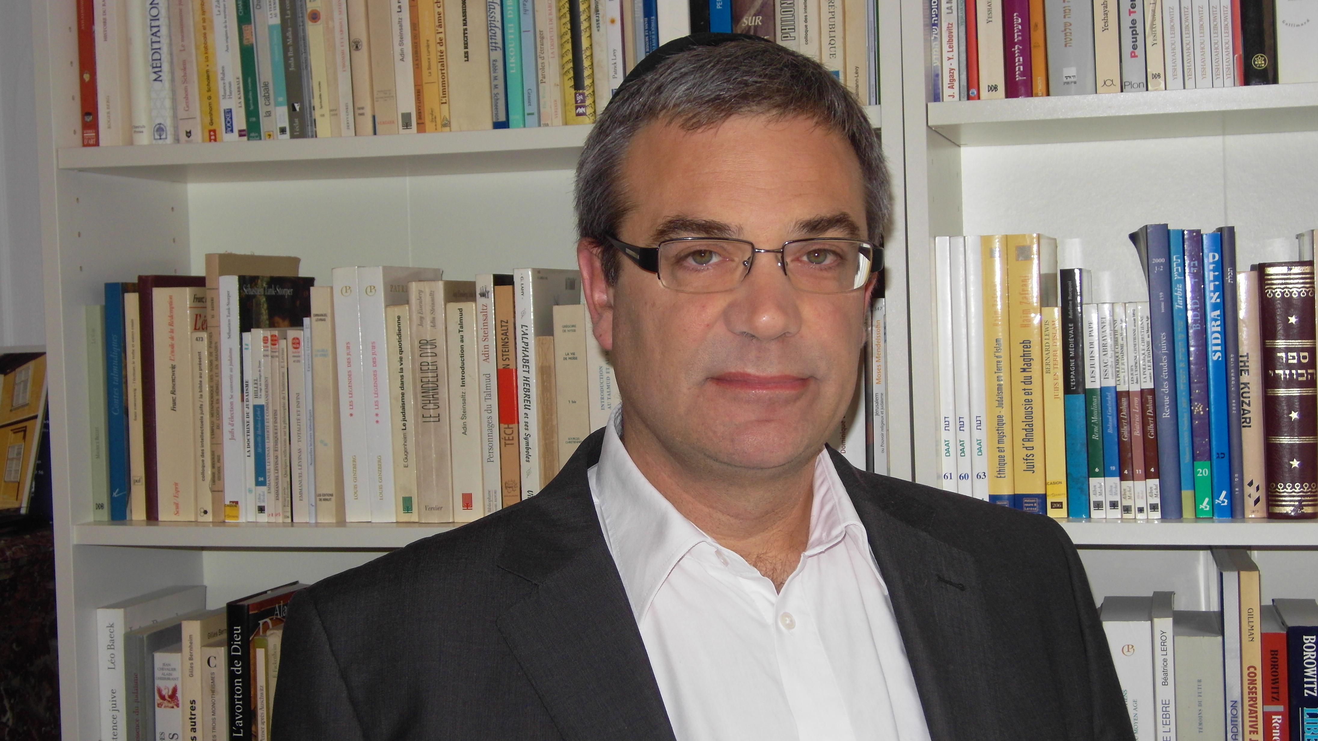 Quel avenir pour la diversité du judaïsme? Avec Yann Boissière