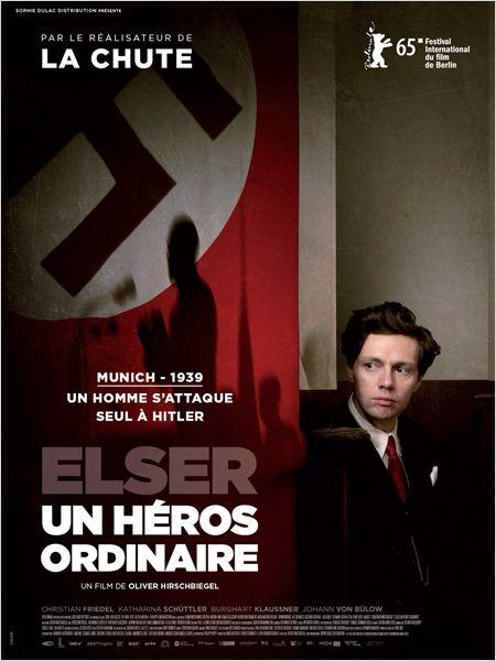 Film: Elser un héros ordinaire, de Oliver Hirschbiegel