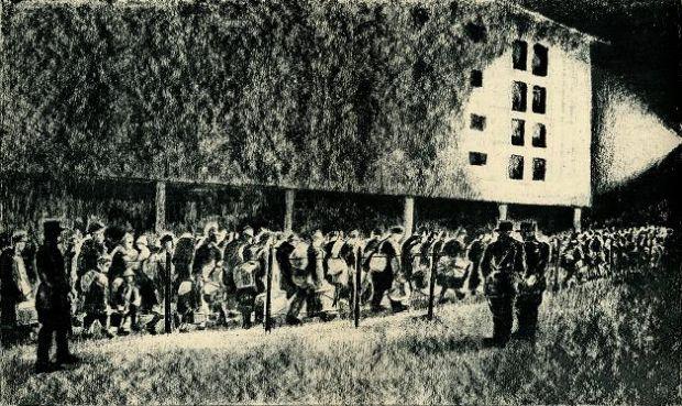 Drancy, sous la cité le camp, de Sabrina Van Tassel