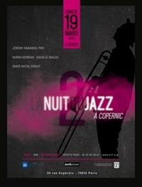 La Nuit du Jazz, avec J. Hababou, Y. Herman, D. EL-Malek et O. Avital