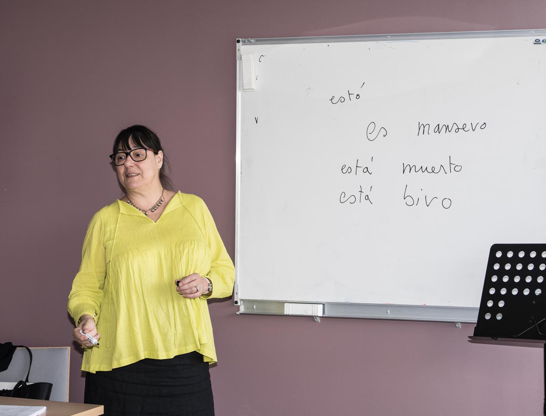 Langue et civilisation judéo-espagnole, avec Marie-Christine Bornes Varol