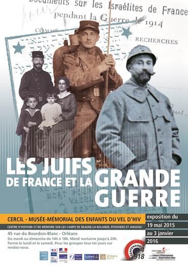 Les Juifs de France et la Grande Guerre