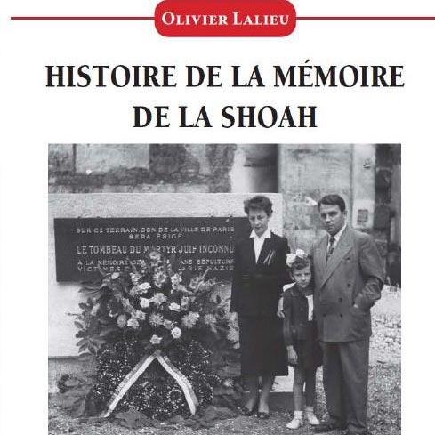 Histoire de la mémoire de la Shoah