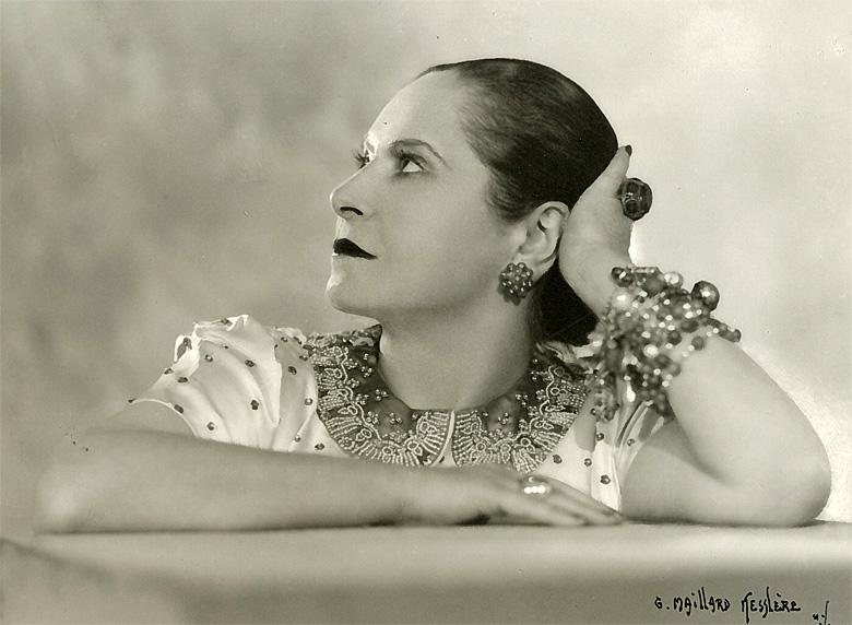 Héléna Rubinstein ou la beauté de l'âme