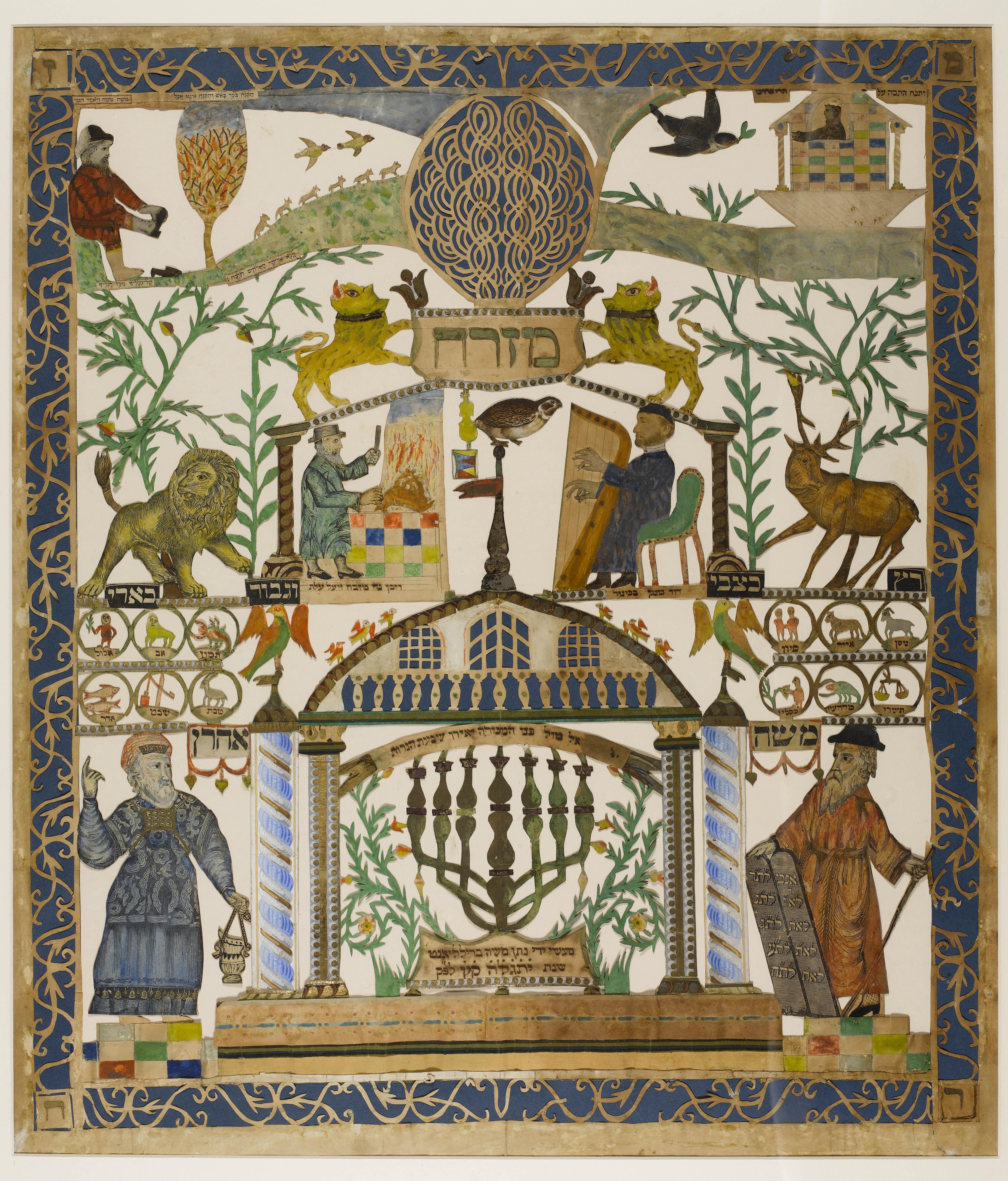 Moïse et le judaïsme: sources antiques et diffusion