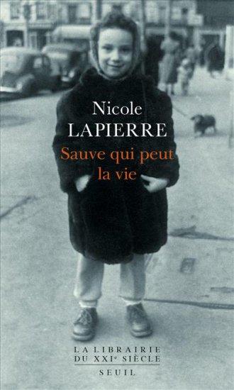 Sauve qui peut la vie, avec Nicole Lapierre