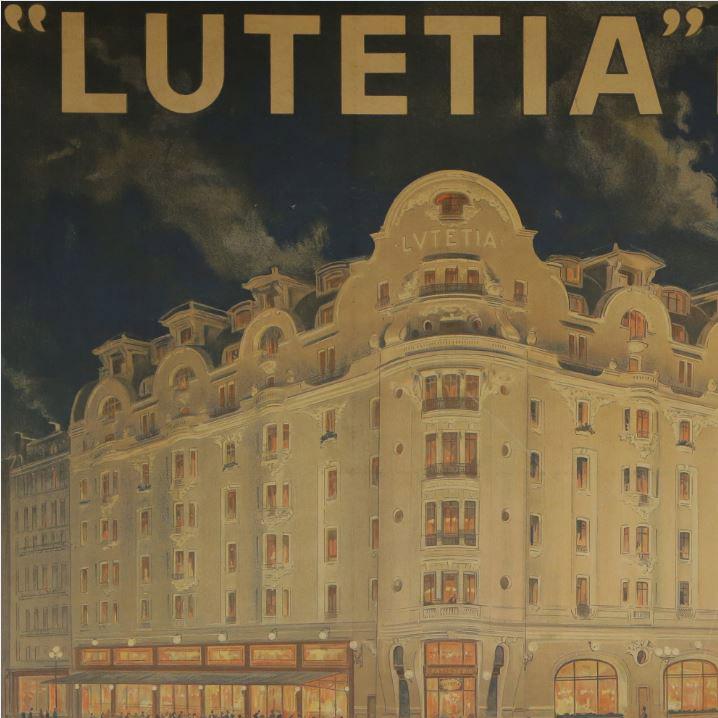Documentaire: Hôtel Lutetia, le souvenir du retour de Guillaume Diamant-Berger