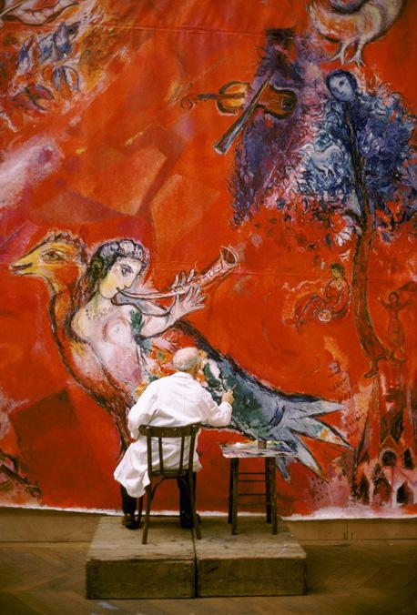 Marc Chagall: Le Triomphe de la musique