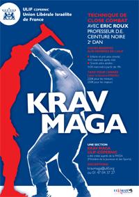 Krav-Maga, avec Eric Roux