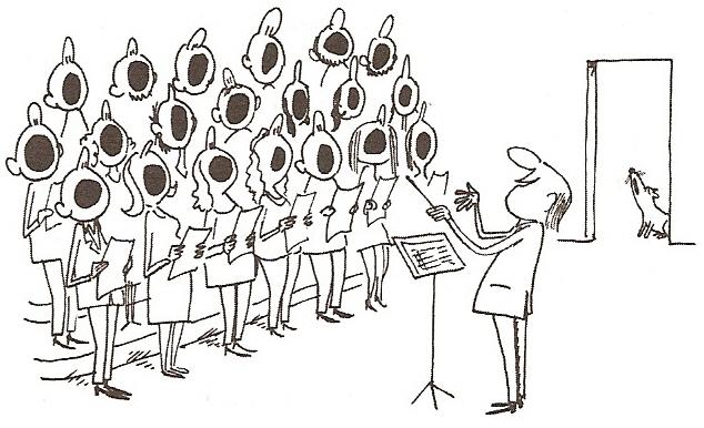 Chorale Chirat Ha-Nechama, avec Laurence Temime