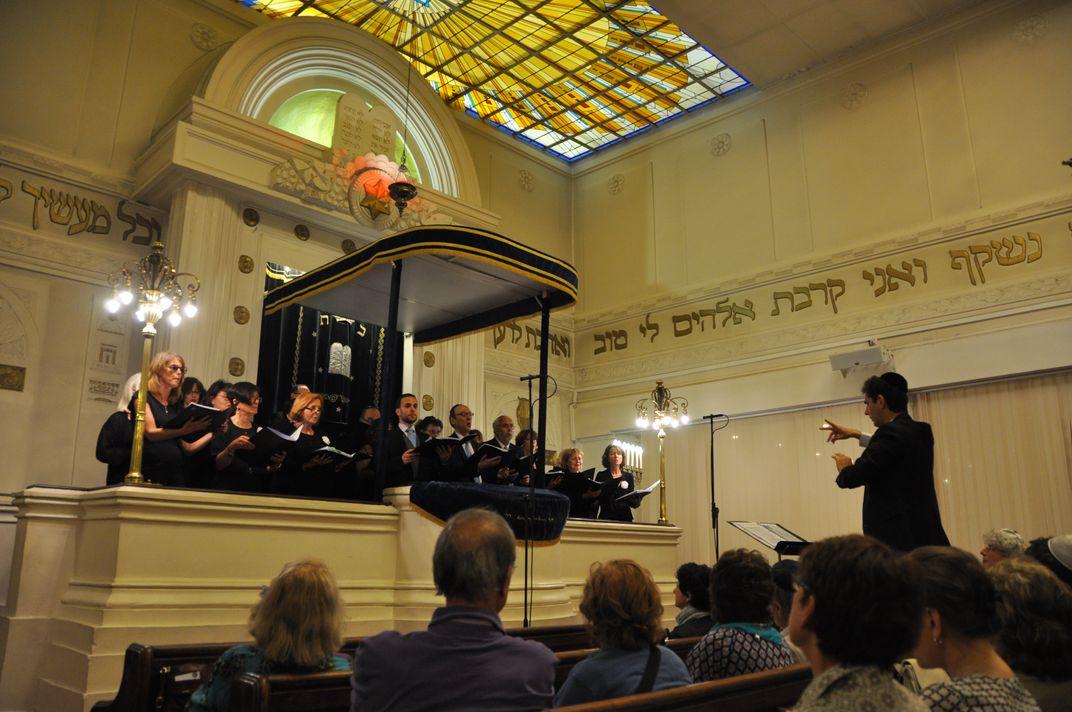 Ensemble Choral Copernic, avec Itaï  Daniel