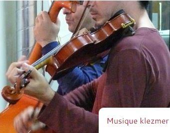 Atelier de musique klezmer, avec Marthe Desrosières