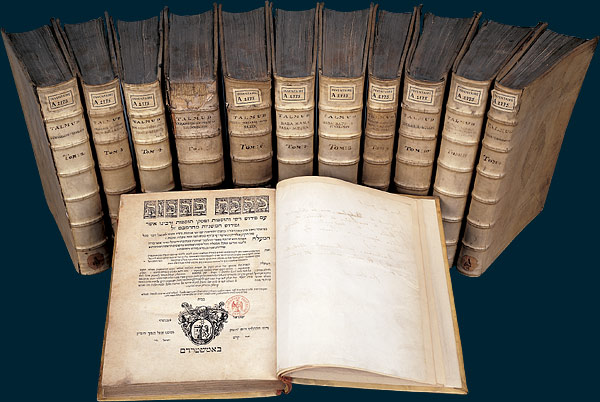 Traité Meguila, avec Yo'hanan Sinamon
