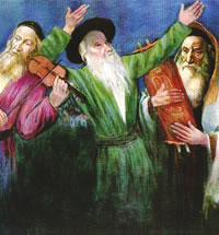 Les Aliot des 'Hassidim, avec Eliezer Shargorodski