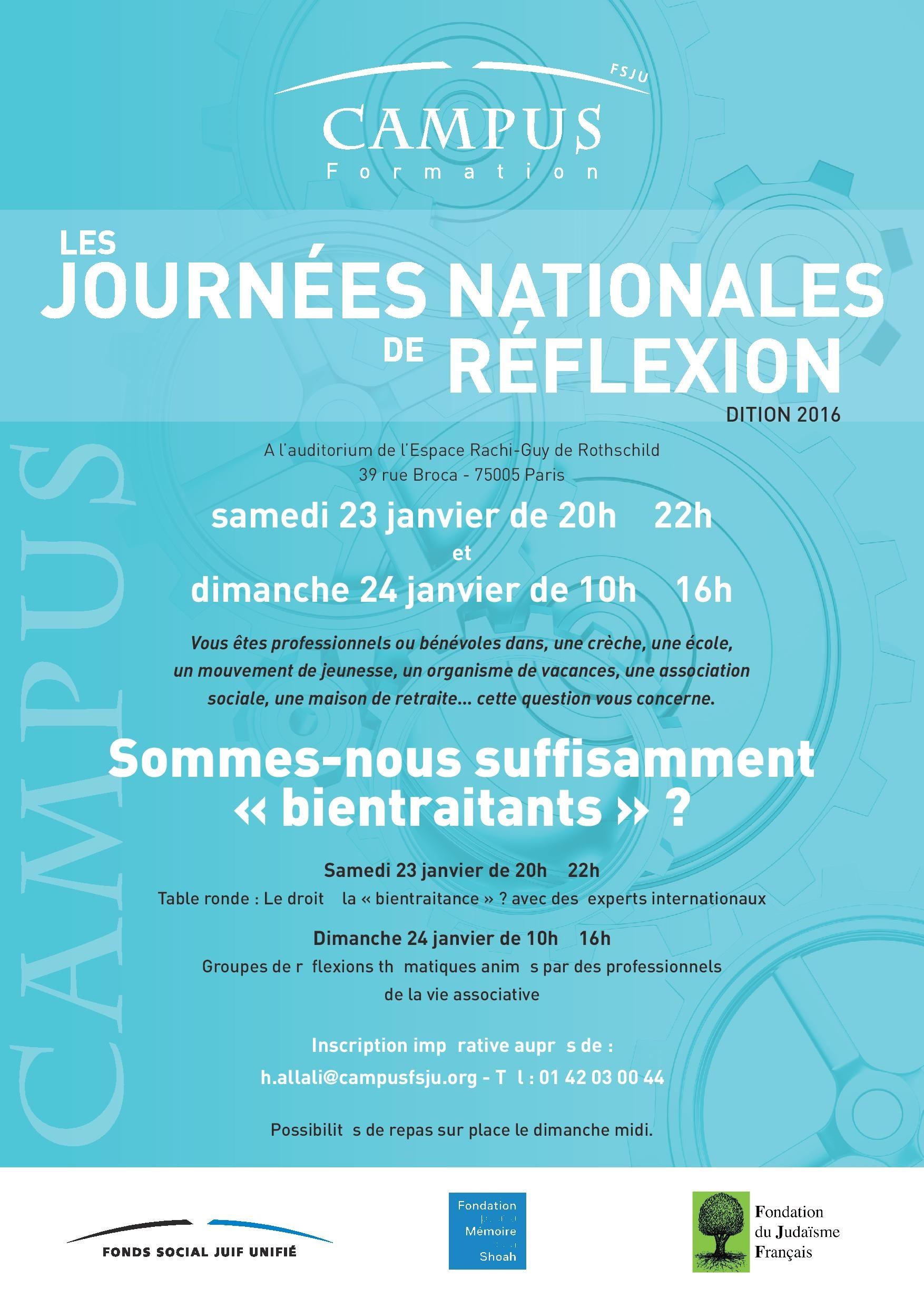 Sommes-nous suffisamment