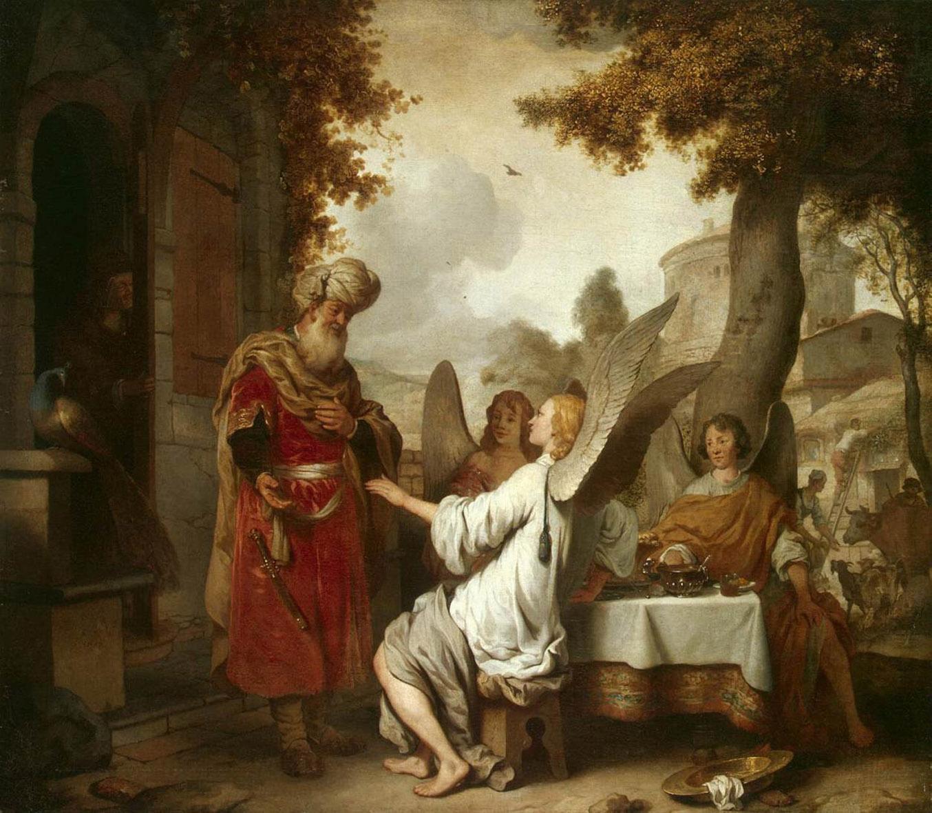 L'élection d'Abraham, une bénédiction pour tous? Avec Edouard Robberechts