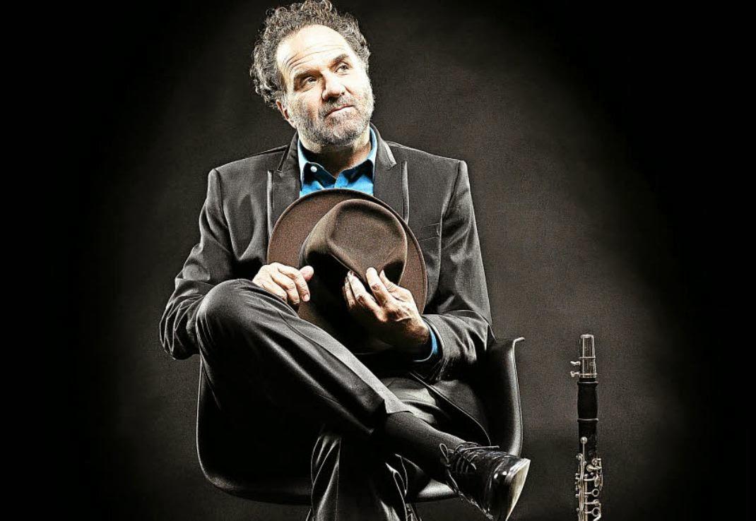 Klezmer: David Krakauer et l'orchestre symphonique de Bretagne