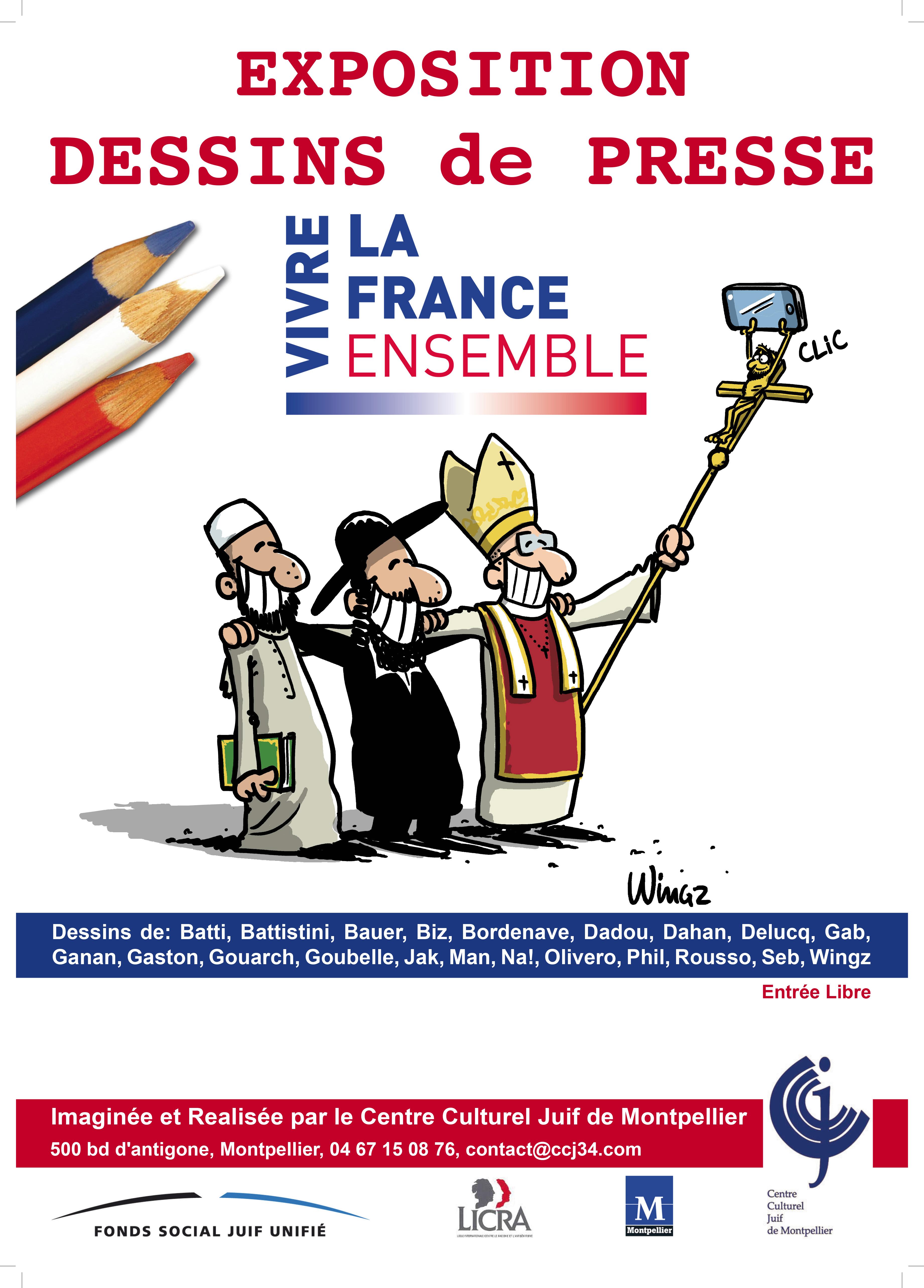 Vivre la France ensemble