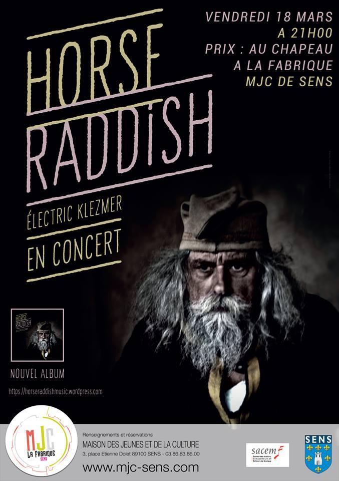 Klezmer: Horse Raddish