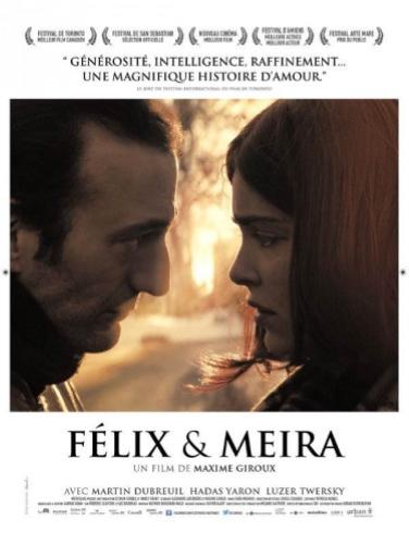Film: Félix et Meira, de Maxime Giroux