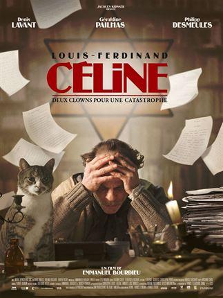 Louis-Ferdinand Céline, de Emmanuel Bourdieu