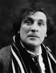 Chagall et les peintres juifs de l'Ecole de Paris, avec Jacqueline Pérardel [ANNULATION]