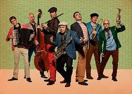 Amsterdam Klezmer Band et Fanfaraï