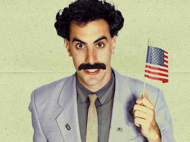 Borat, leçons culturelles sur l'Amérique au profit glorieuse nation Kazakhstan, de Larry Charles