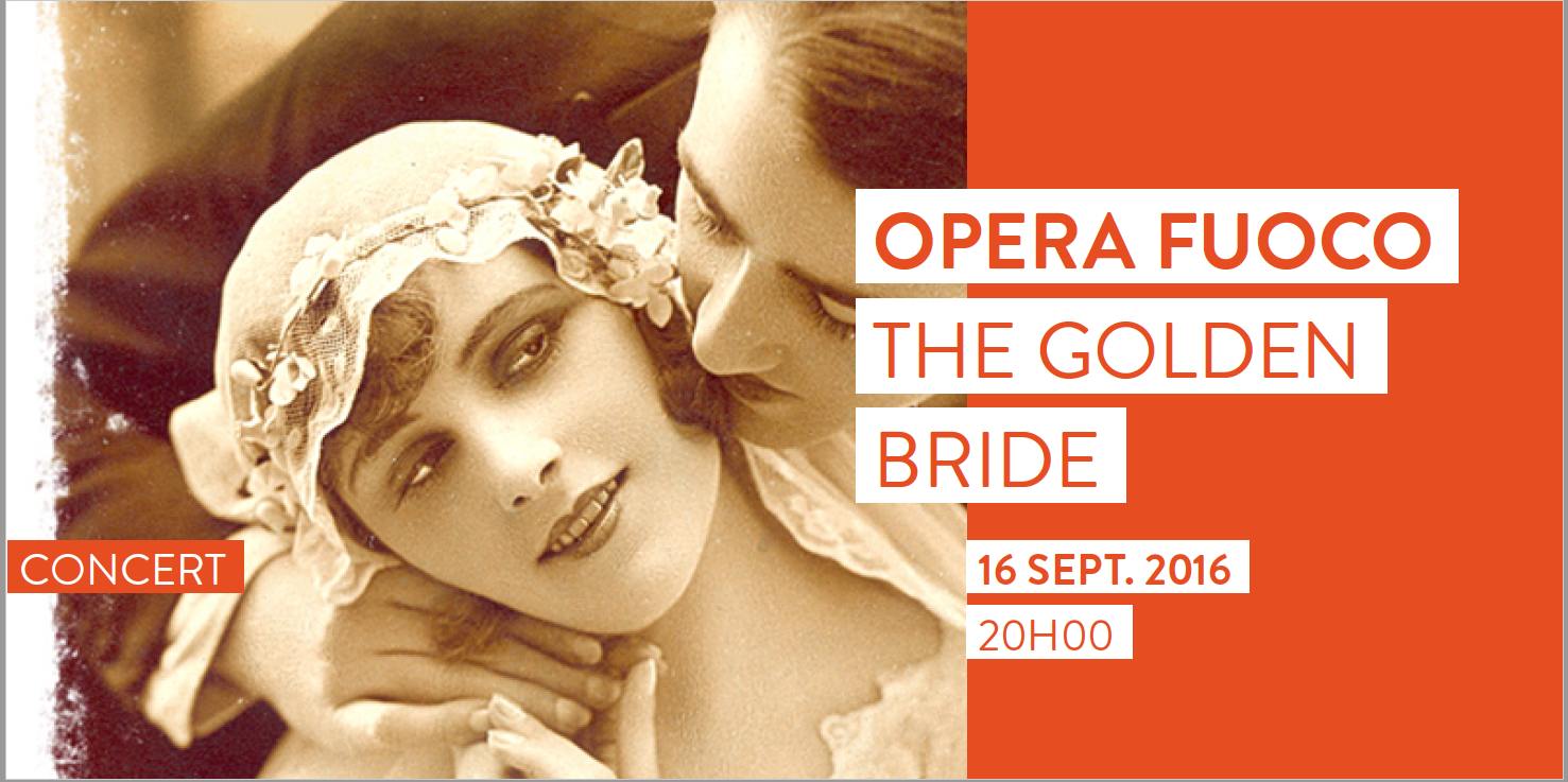 The Golden Bride - Opérette yiddish par la compagnie Opera Fuoco