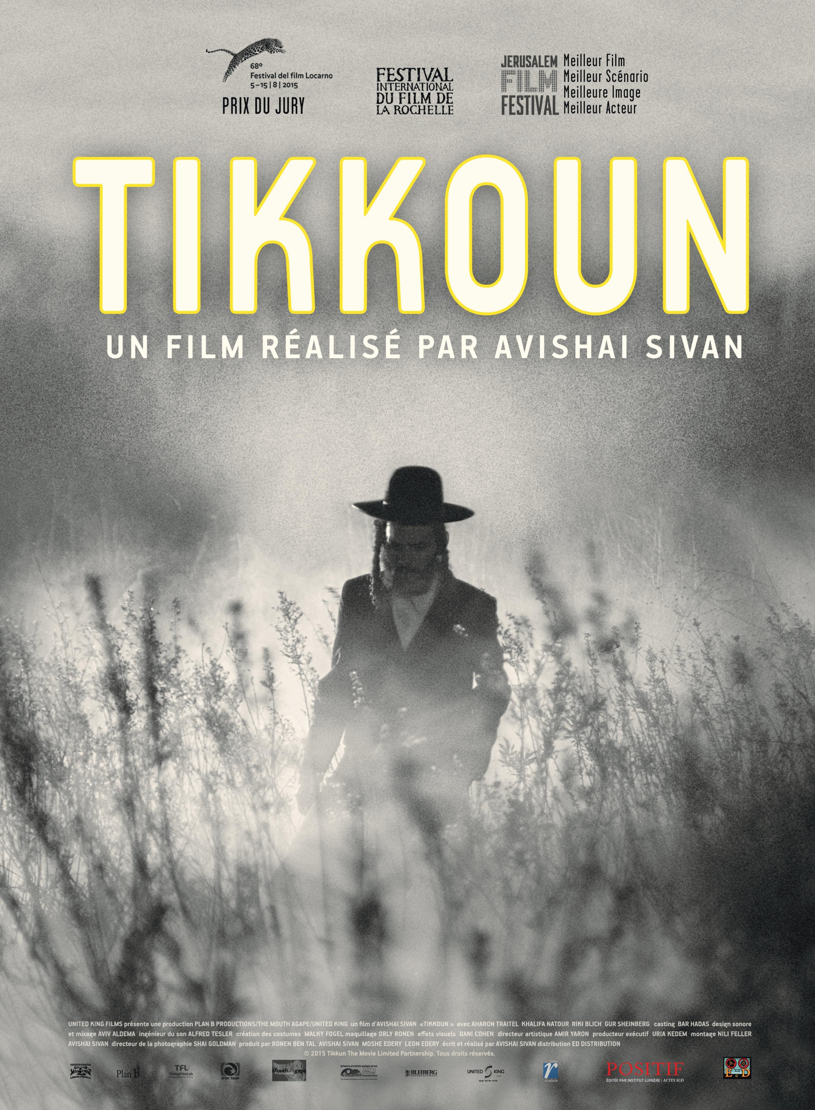 Tikkoun, d'Avishai  Sivan