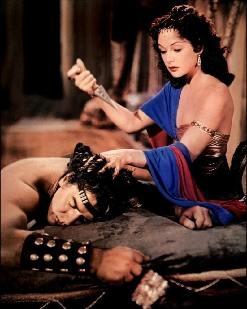 Film: Samson et Dalila, de Cecil B. de Mille