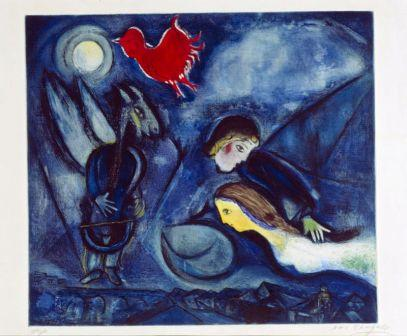 Quand Chagall était enfant