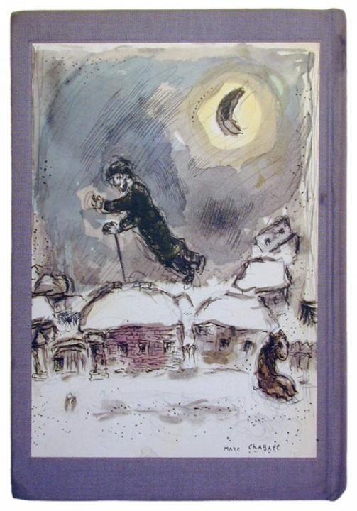Au théâtre avec Chagall