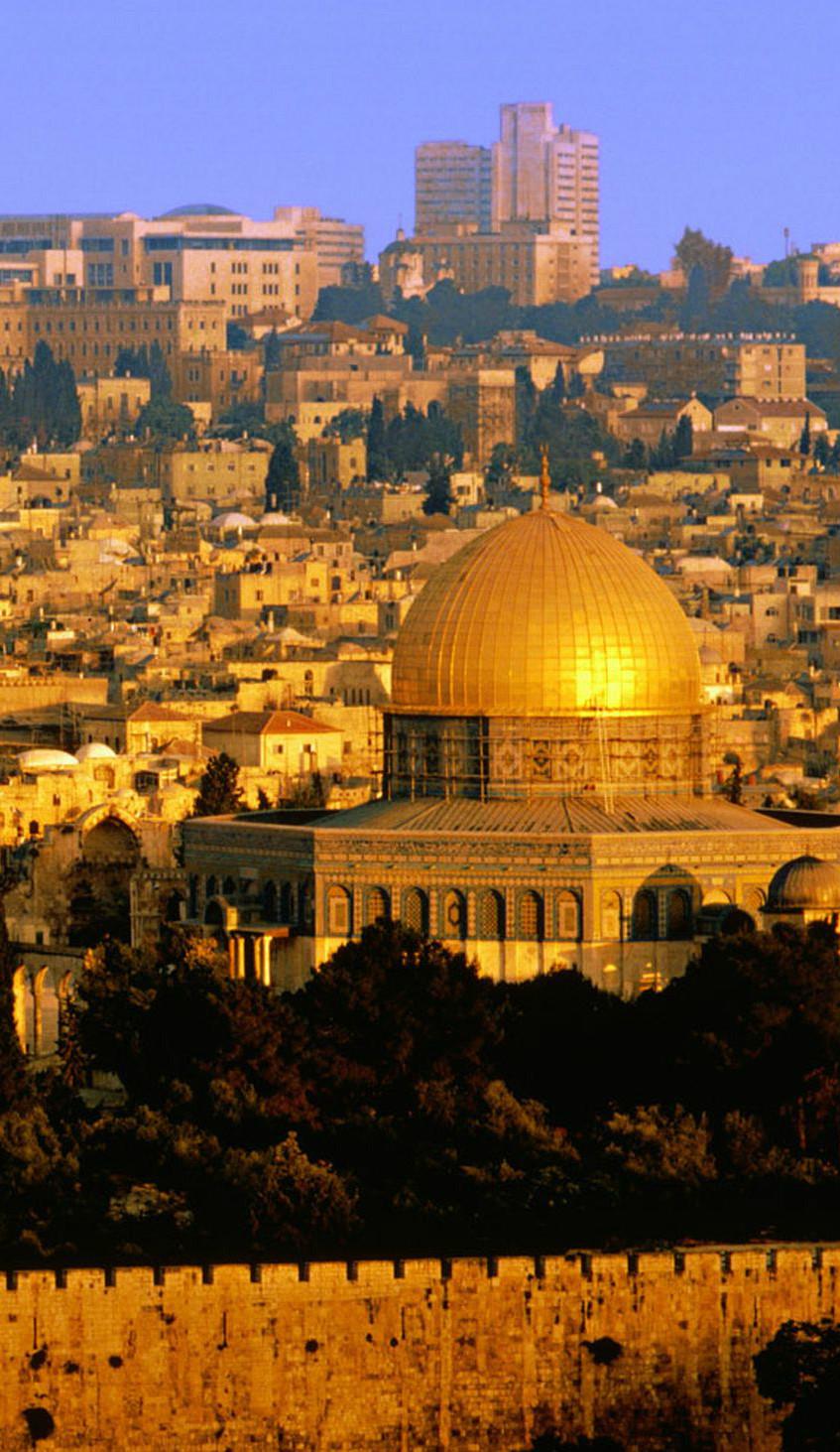 Documentaire : Jérusalem, au centre du monde, d'Andrew Goldberg