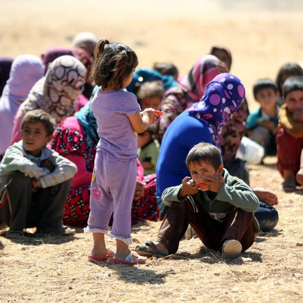 Enfants victimes de la guerre au Proche-Orient, avec Georges Gachnochi