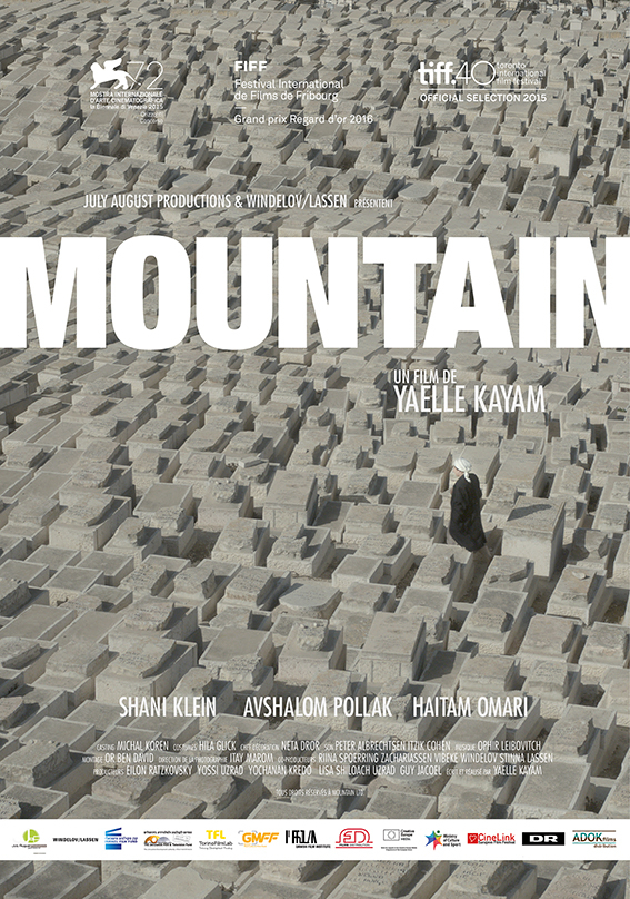 Mountain, de Yaelle Kayam