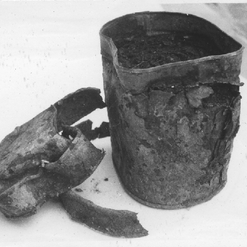 Les objets retrouvés d'Auschwitz