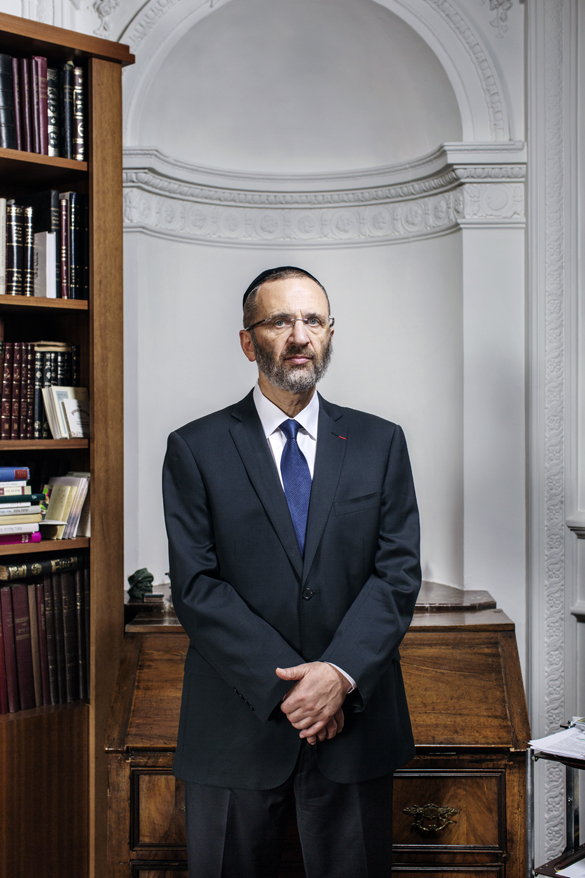 Le modèle paulinien et le dialogue judéo-chrétien, avec Gilles Bernheim