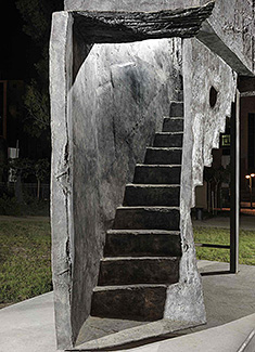 Sigalit Landau - Miqlat (Installation)