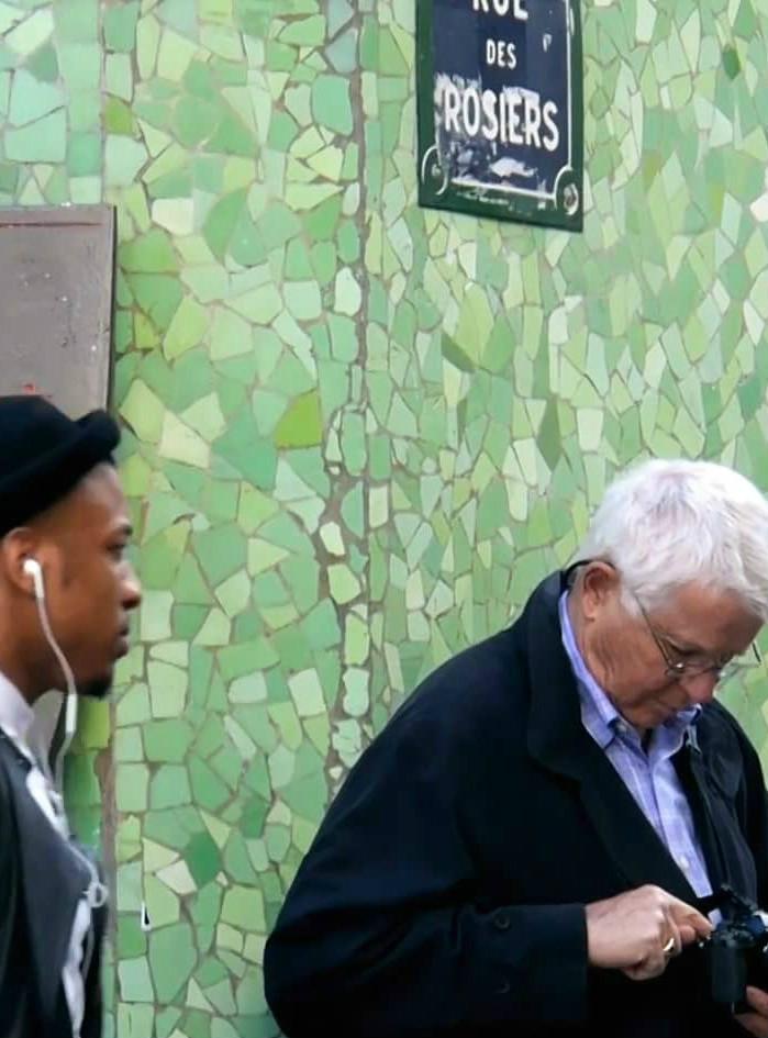 Taam où le goût de la rue des Rosiers, de Sophie Bramly