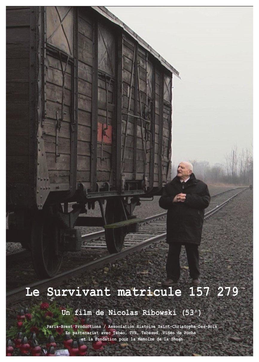 Documentaire : Le survivant matricule 157279, de Nicolas Rybowski