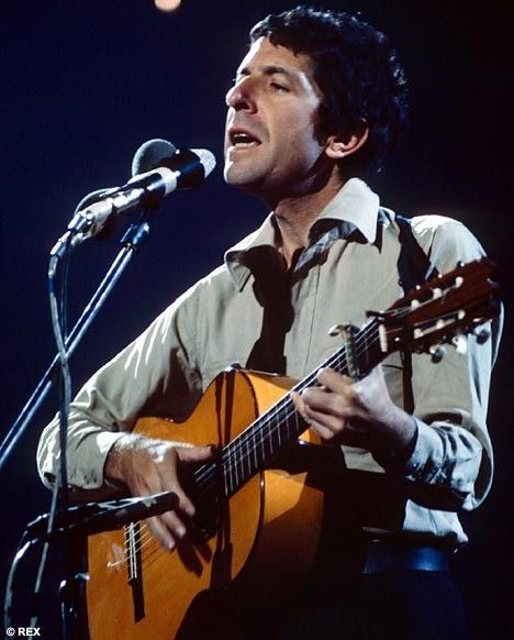 Les révolutions de Léonard Cohen